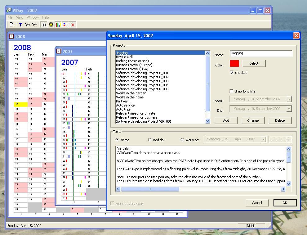 VIDay Screen shot